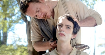 slow west fassbender shave